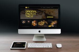 Referenz Alles Taco Website